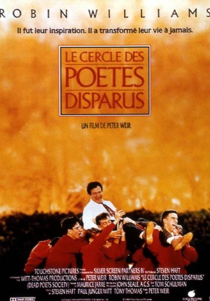 the maturity of crabbe in dead poets society by tom schulman Todd: i, i didn't do it i didn't write a poem / keating: mr anderson thinks that everything inside of him is worthless and embarrassing isn't that right, todd isn't that your.